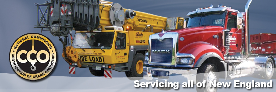 CCO Crane Services Boston