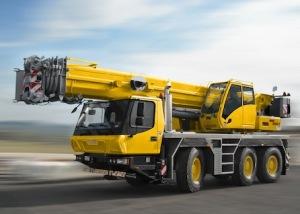 Grove GMK3050 50 Ton Crane Service