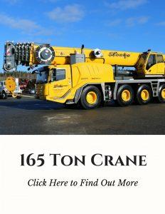 Grove GMK5165 165 Ton Crane Service