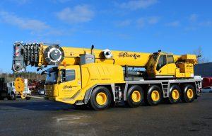 165 Ton Crane Service